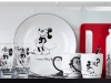 Mickey Signature Dinnerware collectie