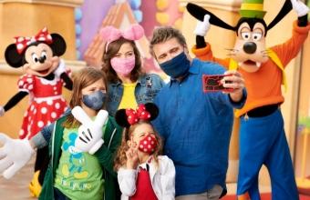Laten we naar Disneyland® Paris gaan!