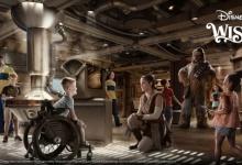 Fantasierijke werelden, echte avonturen: Nieuwe ervaringen voor kinderen op de Disney Wish