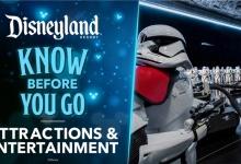 Details over de heropening van attracties en entertainment voor Disneyland Resort Themaparken
