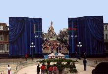 Grote Opening Euro Disney Resort