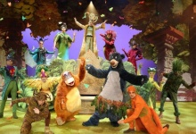 Terugblik: The Forest of Enchantment: A Disney Musical Adventure