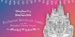 Creëer het Enchanted Storybook Castle thuis met Disney Paper Parks, als eerbetoon aan de 5e verjaardag van het Shanghai Disney Resort