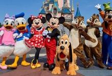Heropeningskalender Disneyland Paris