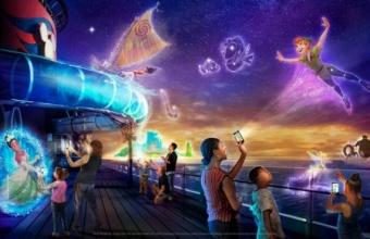 Ontsluit Verborgen Magie: Disney wil debuteren met de eerste interactieve ervaring, Disney Uncharted Adventure.