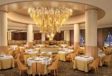 Iconische kroonluchter in Disney's Hotel New York - The Art of Marvel geeft een voorproefje van de luxe-ervaring die wordt verwacht
