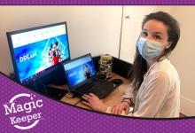 Magic Keeper: Onmoet Allison Boullé, Brand & Creative Development Project Manager